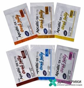 Apcalis-sx Oral jelly (Апкалис жевательные конфеты) отзывы
